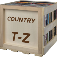 LP: Country T-Z